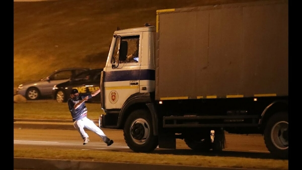 «Око за око»: об ограниченности использования мирного протеста против власти
