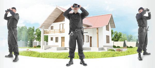 Виды и типы охраны объектов, имущества и личности