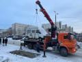 С улиц Челябинска продолжают вывозить автохлам