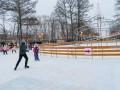 В Челябинске открылся уникальный каток под открытым небом