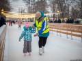 В Челябинске открыт сезон массового катания на коньках