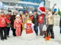В Челябинске состоится второй ежегодный флешмоб снеговиков