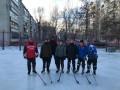 В Челябинске заработали дворовые катки