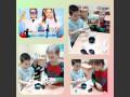 Юные химики растут в социально-реабилитационном центре Курчатовского района