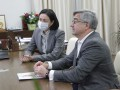 Наталья Котова провела встречу с делегацией из Татарстана