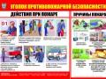 Челябинцев призывают соблюдать правила пожарной безопасности