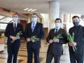 В Челябинске поздравили представителей муниципальной образовательной системы