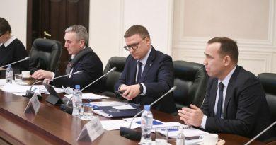 Алексей Текслер представил ключевые проекты Уральского НОЦ
